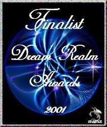 Finalist, Dream Realm Awards 2001
