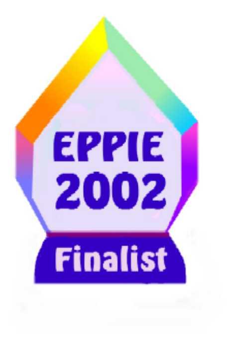 Finalist, EPPIE 2002 Awards