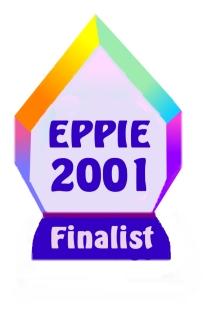 Eppie2001 Finalist Award