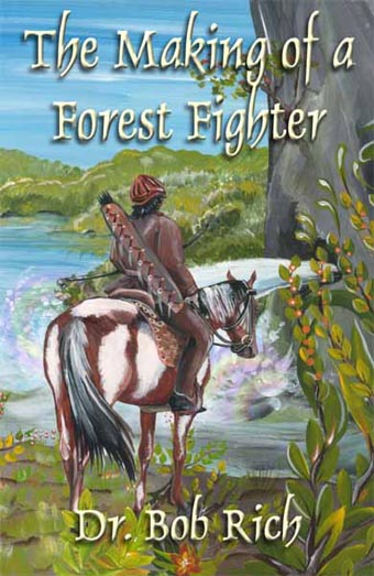 cover of 'The Making of a Forest Fighter'